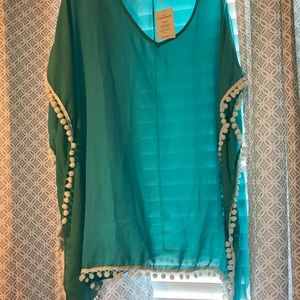 Other - Beach Cover Up brand new with tags